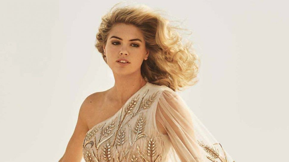 Kate Upton Stuns as She Tops Maxim\'s Hot 100 List -- See the Super ...