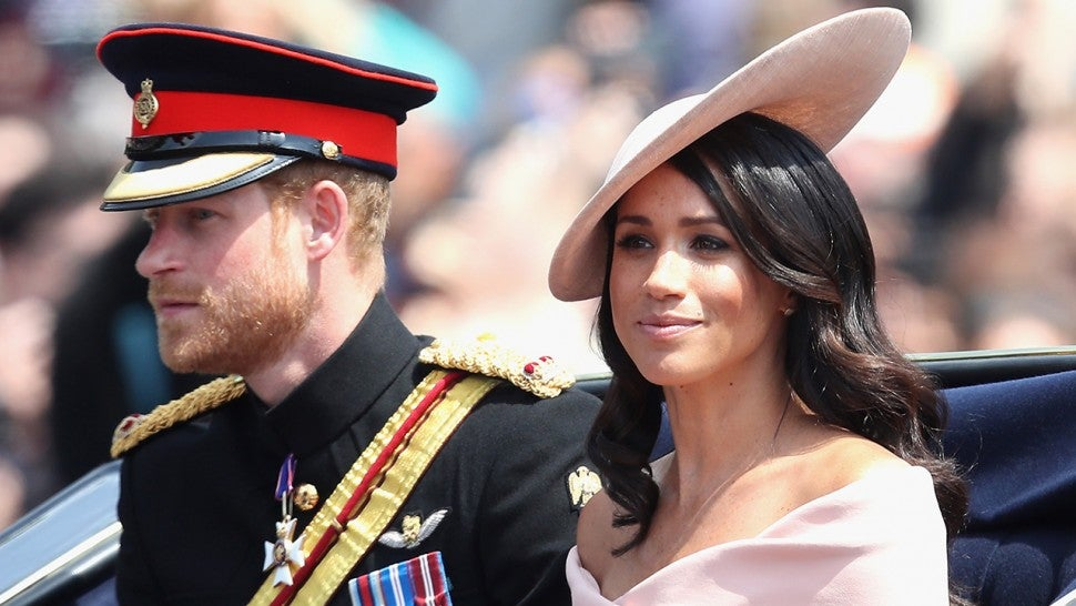 Meghan Markle's million dollar wardrobe