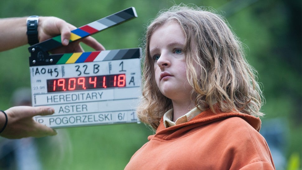 Meet Milly Shapiro The 15 Year Old Breakout Star Of Hereditary Exclusive