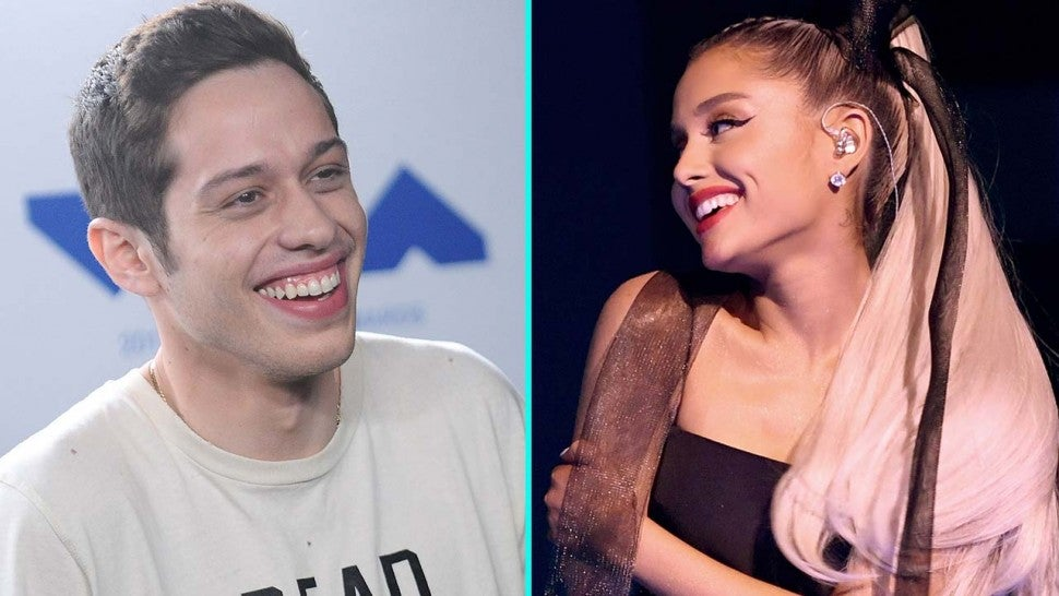 Pete Davidson Gives His Pendant of Late Father's FDNY Badge