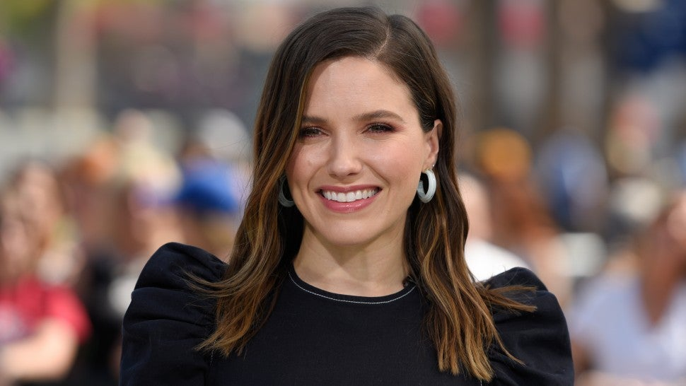 Sophia Bush and chicago pd