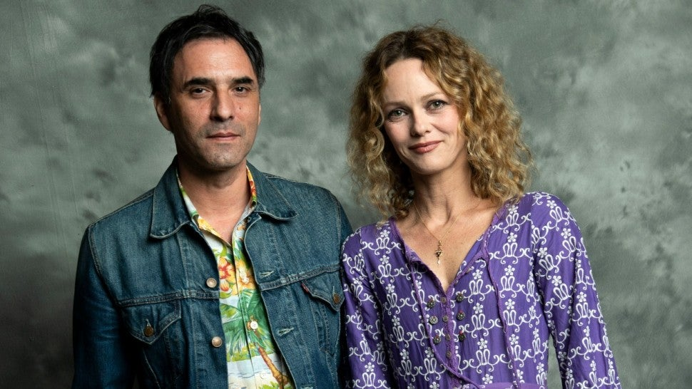 Vanessa Paradis and Samuel Benchetrit Ties the Knot