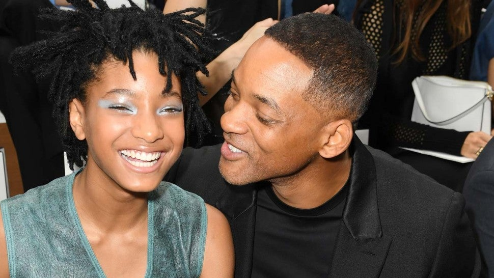 Apologise, but, will and willow smith