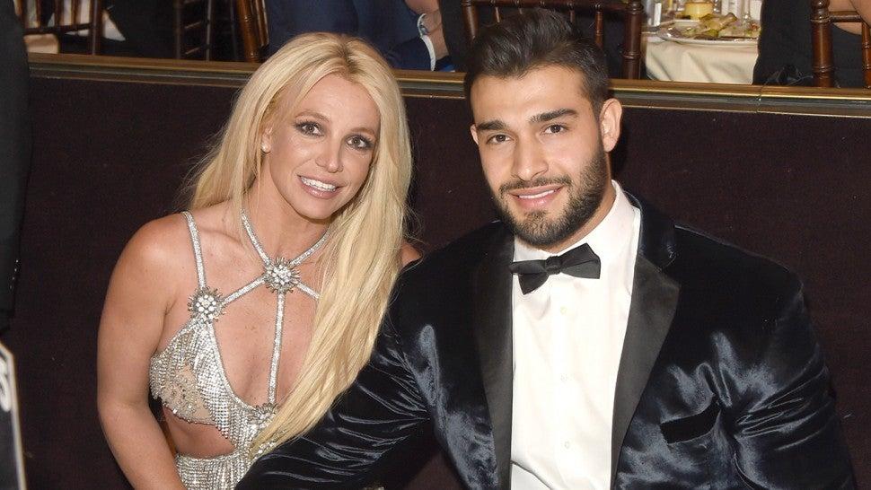 How Britney Spears' Boyfriend Sam Asghari Lost 100 Pounds