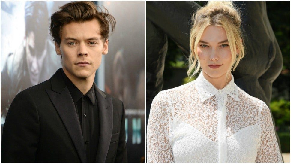 Taylor Swift S Ex Boyfriend Harry Styles Hangs Out With Her Friend