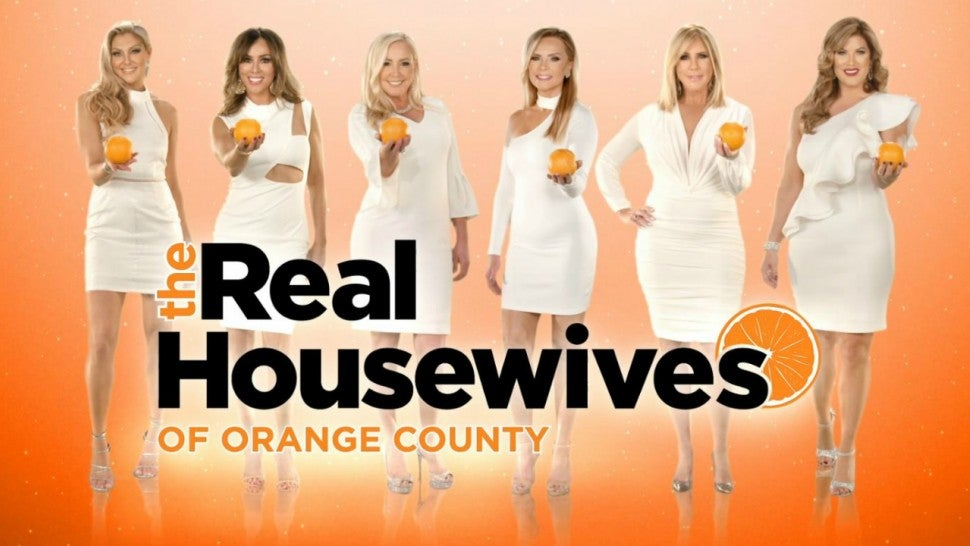 The season 13 cast of 'The Real Housewives of Orange County.'