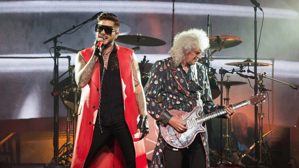 Queen, Adam Lambert to perform at Oscars