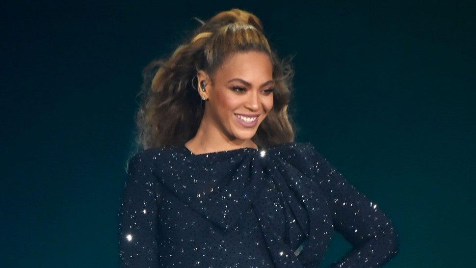 Beyonce given