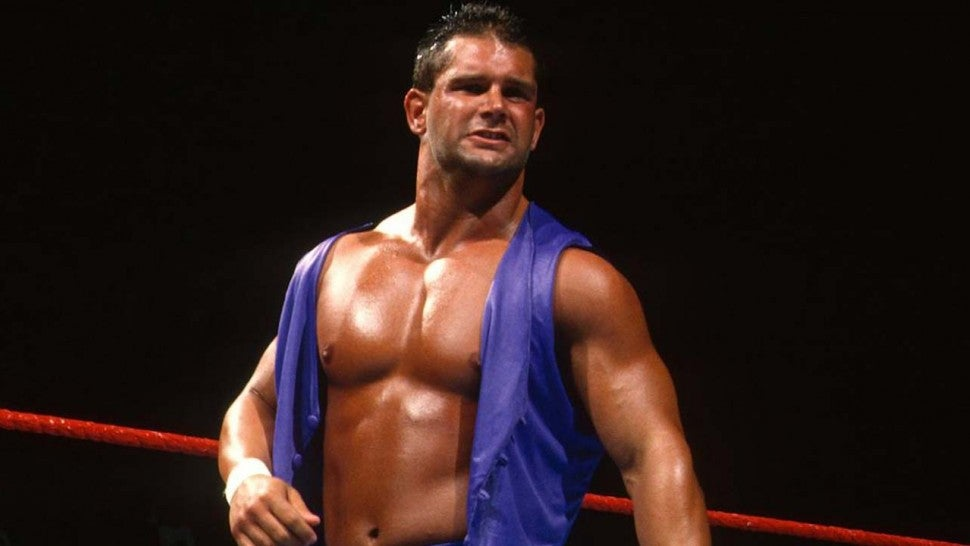Former WWE star Brian Christopher Lawler