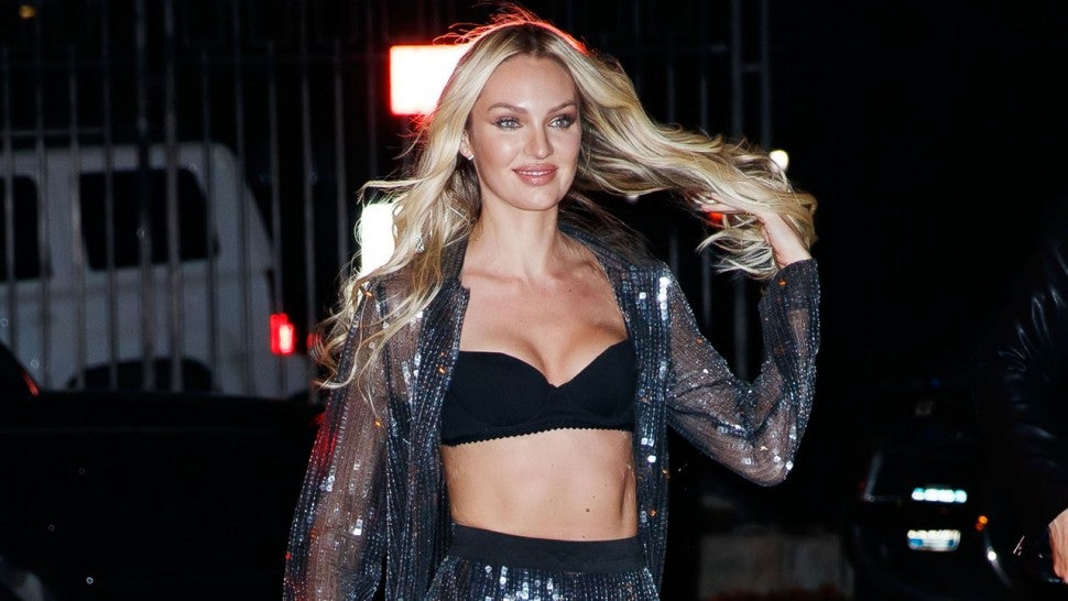 dc8f69a857 Candice Swanepoel Posts Swimsuit Pics After Clapping Back at Bullies ...