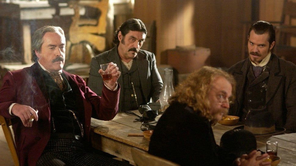 Deadwood: Movie Production Greenlit by HBO for Cancelled Series' Continuation