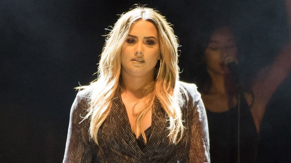 Demi Lovato Hospitalized for Suspected Heroin Overdose