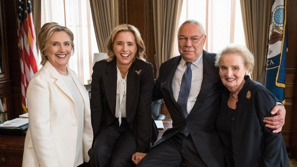 Hillary Clinton to Guest Star on Season 5 Premiere of 'Madam Secretary'