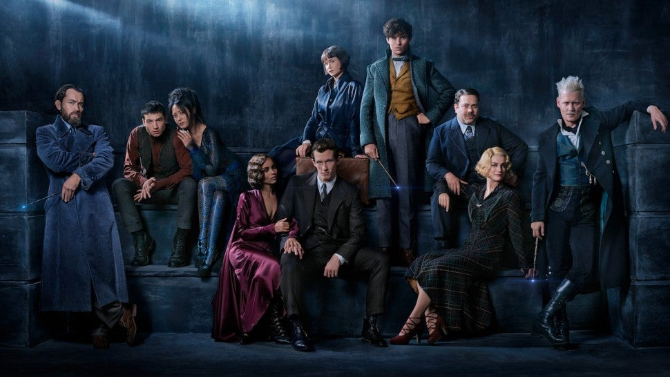 Fantastic Beasts 2 Trailer Review - SDCC 2018