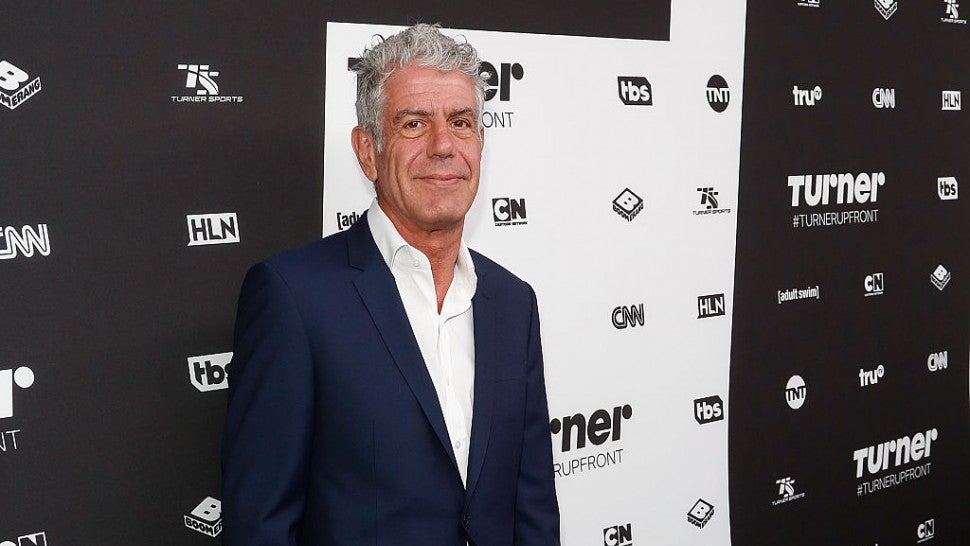 Anthony Bourdain was worth $1.2 million when he died