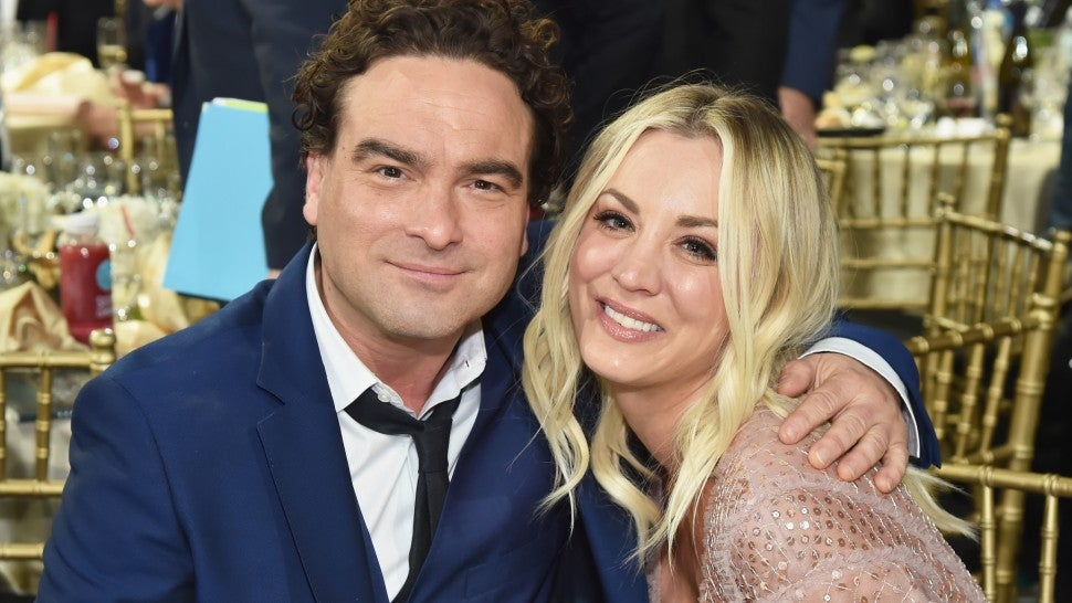 Johnny Galecki Posts Sweet Tribute to \'Fake Wife\' Kaley Cuoco on Her ...