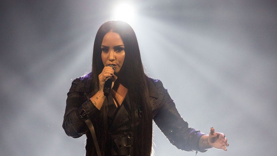 Demi Lovato Hospitalized After Heroin Overdose