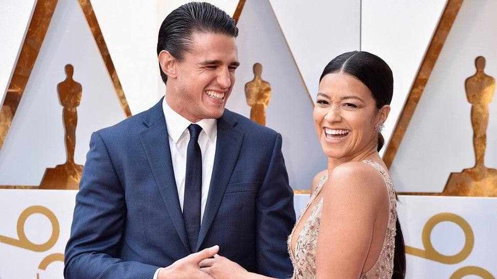 Joe LoCicero and Gina Rodriguez