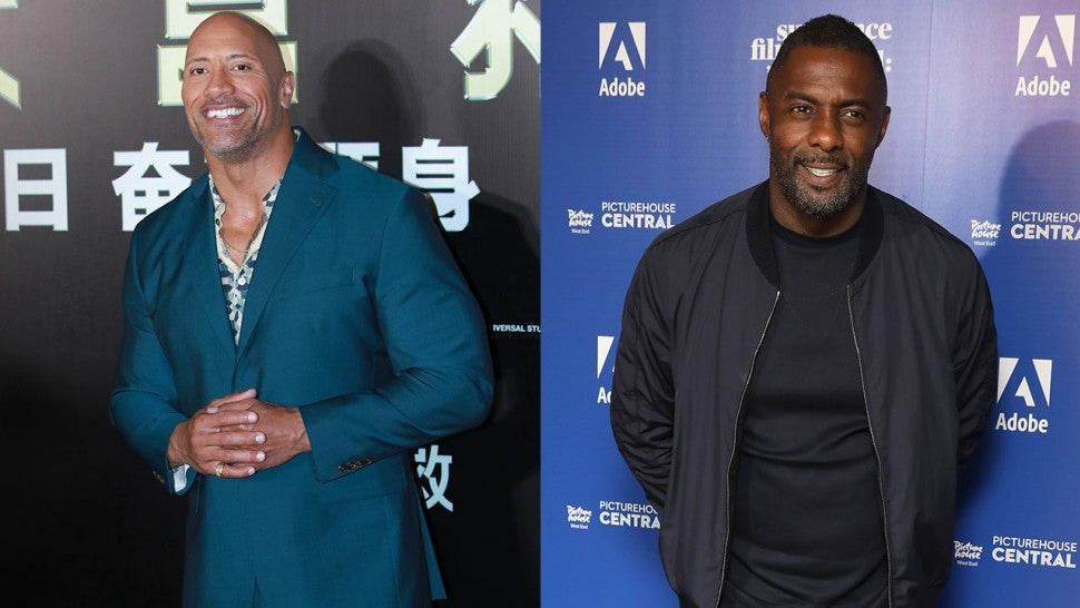 Idris Elba To Battle The Rock And Statham In Fast & Furious Spin-Off