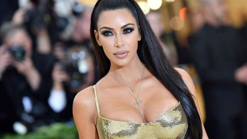 latest Kim kardashian