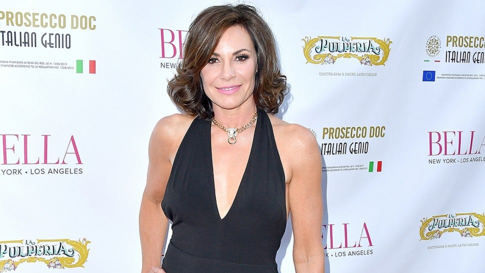 Luann de Lesseps Taken Into Custody for Allegedly Violating Her Probation