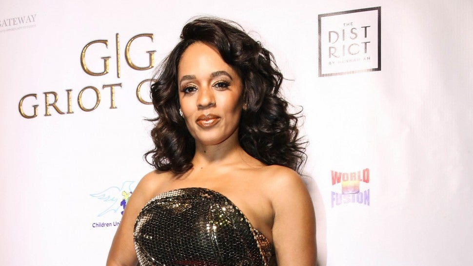 Melyssa Ford attends The GRIOT Gala Oscar Night After Party at Crustacean on March 4, 2018 in Beverly Hills, California.