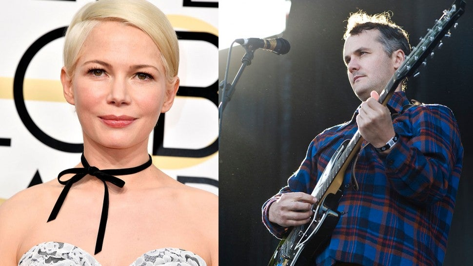 Actress Michelle Williams, husband split after wedding in July