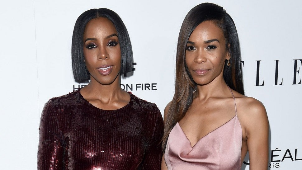 Michelle Williams Kelly Rowland