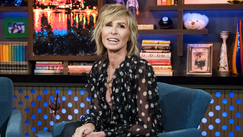 Carole Radziwill on Bravo's 'Watch What Happens Live With Andy Cohen.'