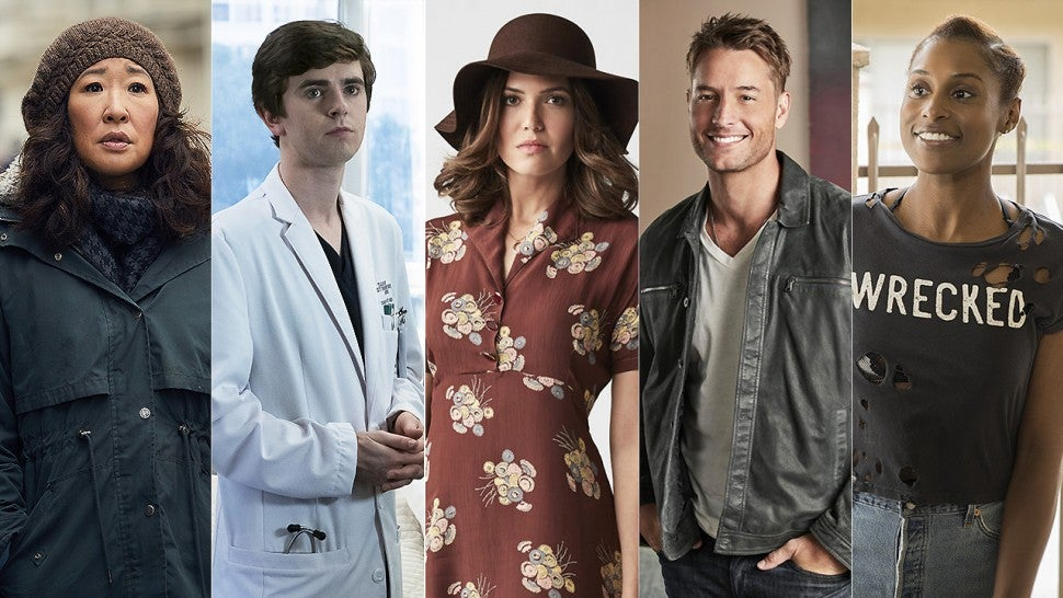 Here's how many 2018 Emmy nods each show and platform received