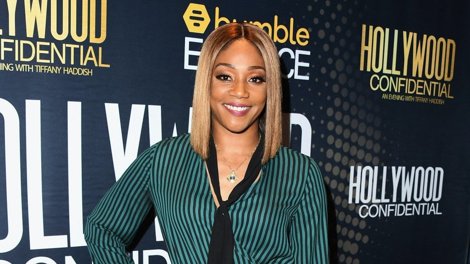 Tiffany Haddish Hollywood Confidential