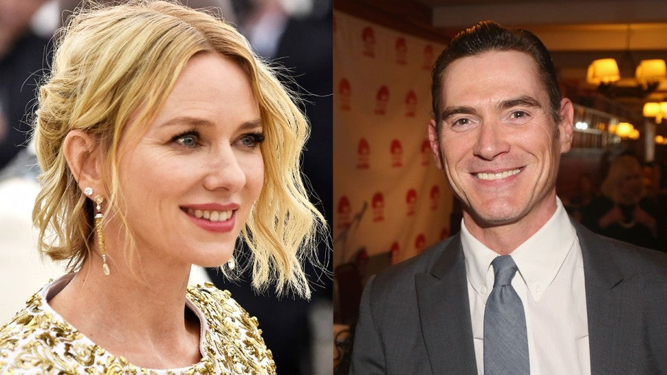 Naomi Watts and Billy Crudup