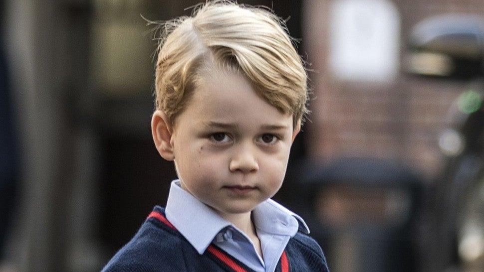 Archie prince george