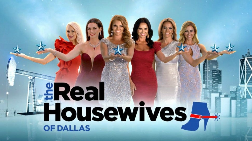 'The Real Housewives of Dallas' season three cast.