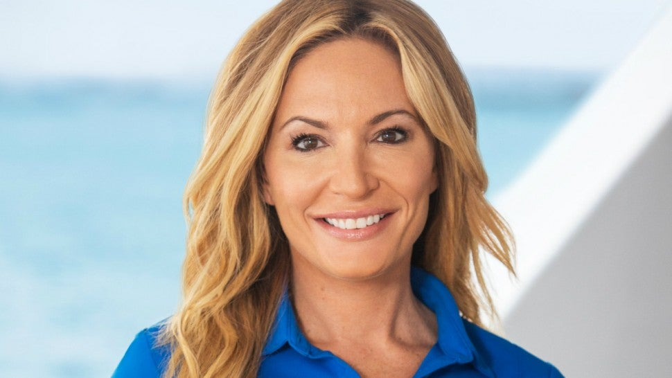 Kate Chastain of Bravo's 'Below Deck.'