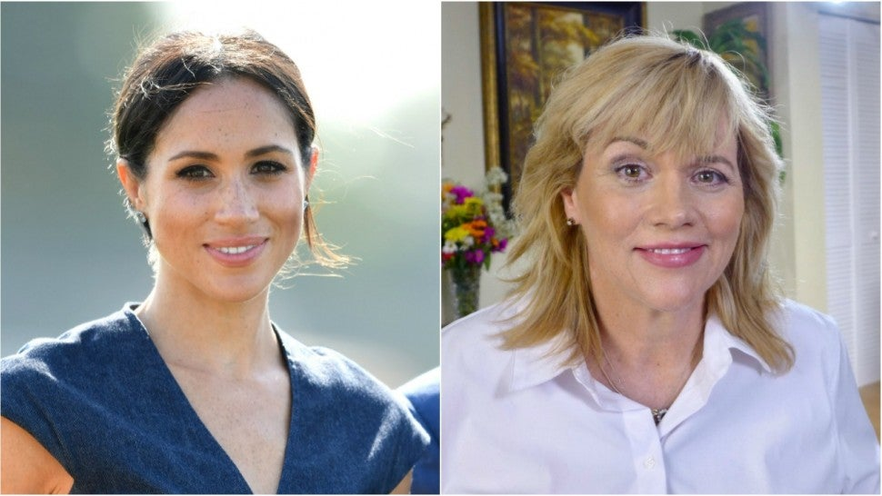 Meghan Markle is 'no Princess Diana' says sister Samantha