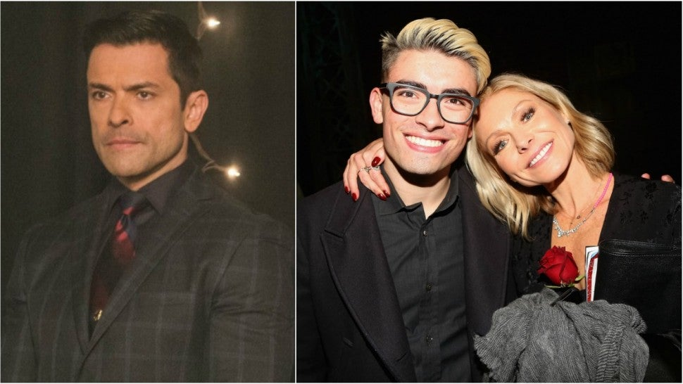 Riverdale Casts Mark Consuelos' Son to Play Young Hiram in Season 3