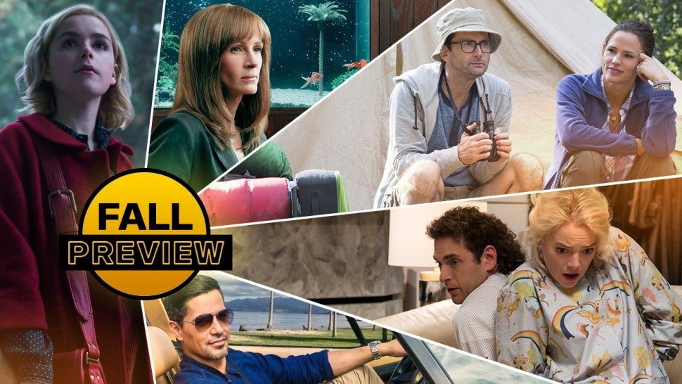 Fall Preview Tv Itok Every New And Returning Show Premiering This Season