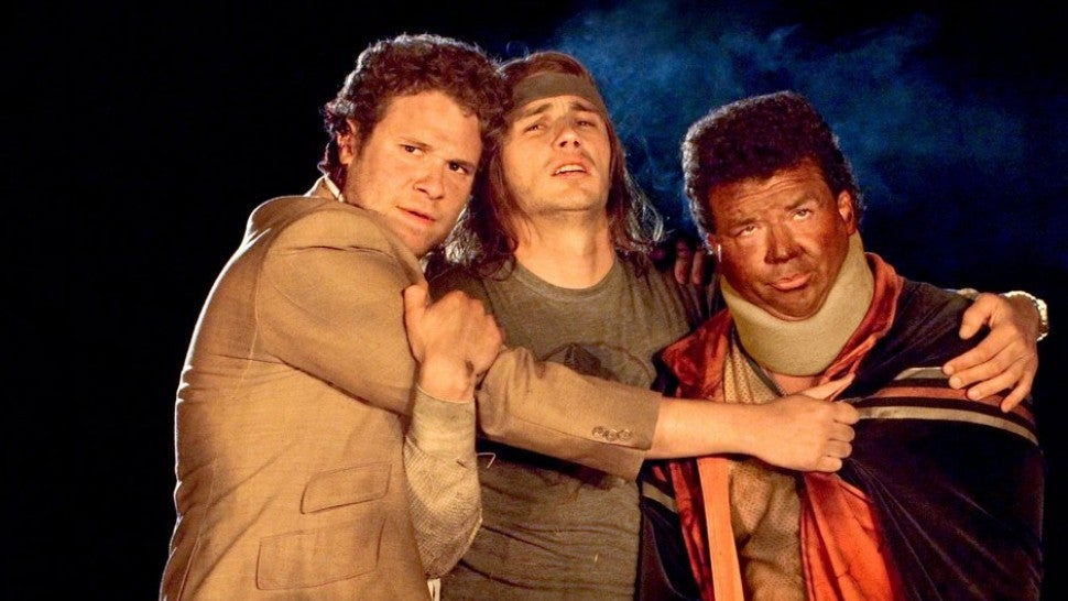 10 Things Seth Rogen Revealed About 'Pineapple Express' on