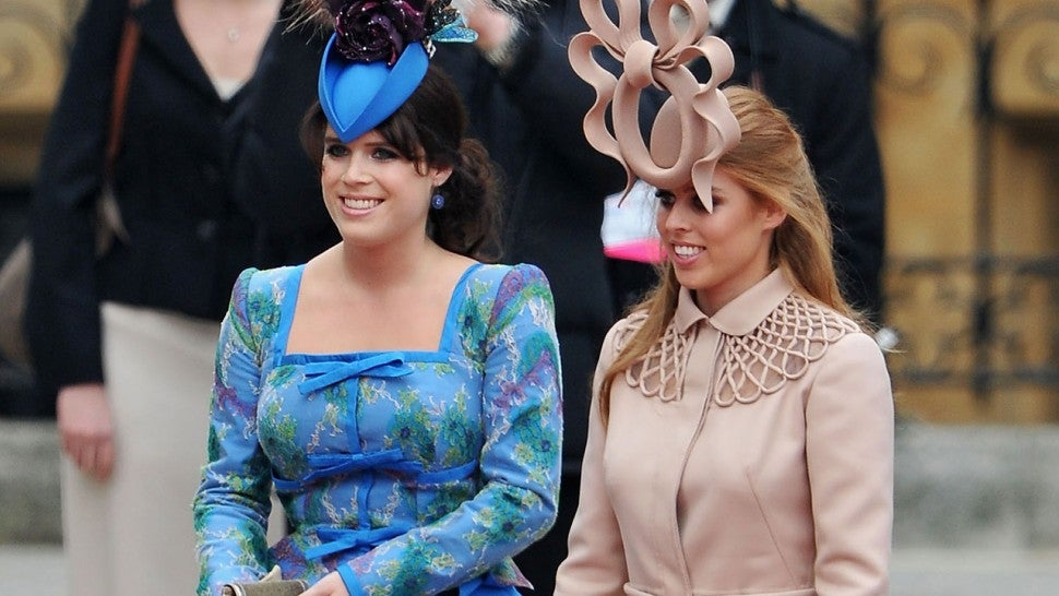 Sisters Eugenie and Beatrice put on stylish front in Vogue's September issue