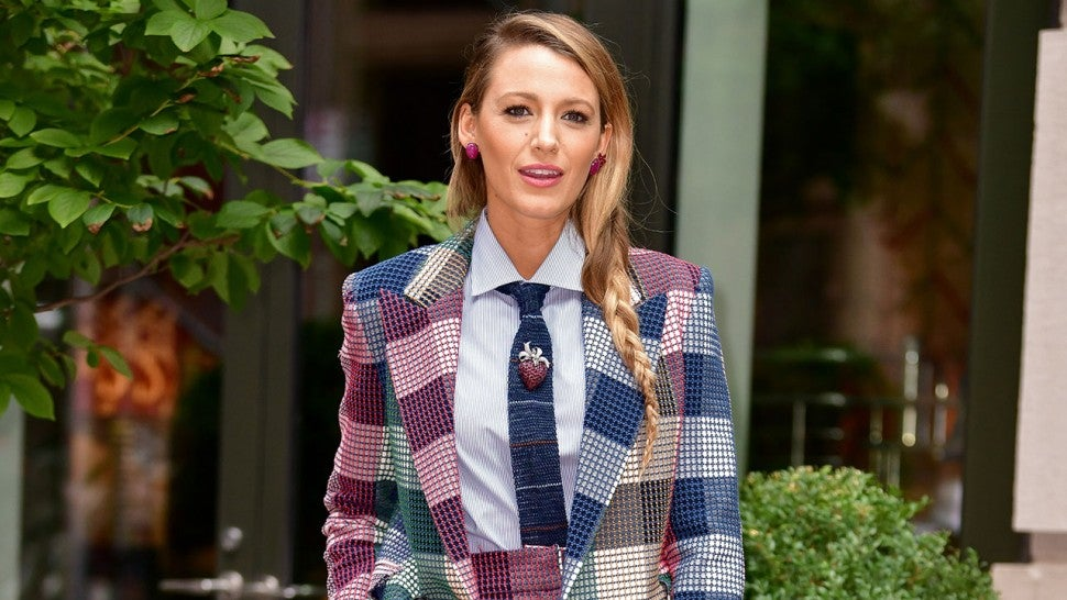 Blake Lively Instagram hater comment pantsuit