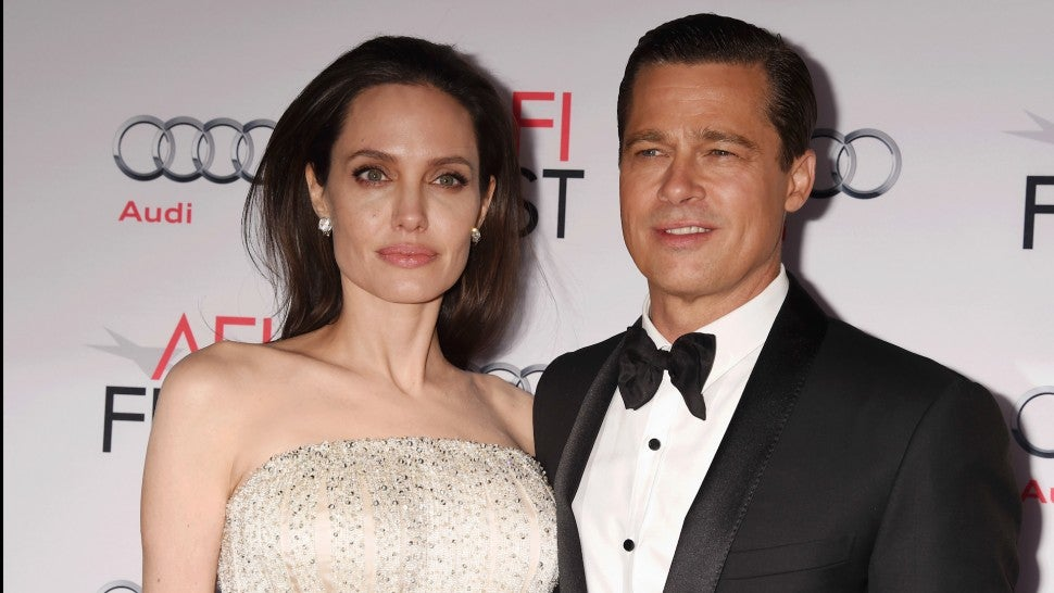 Brad Pitt & Angelina Jolie face custody trial