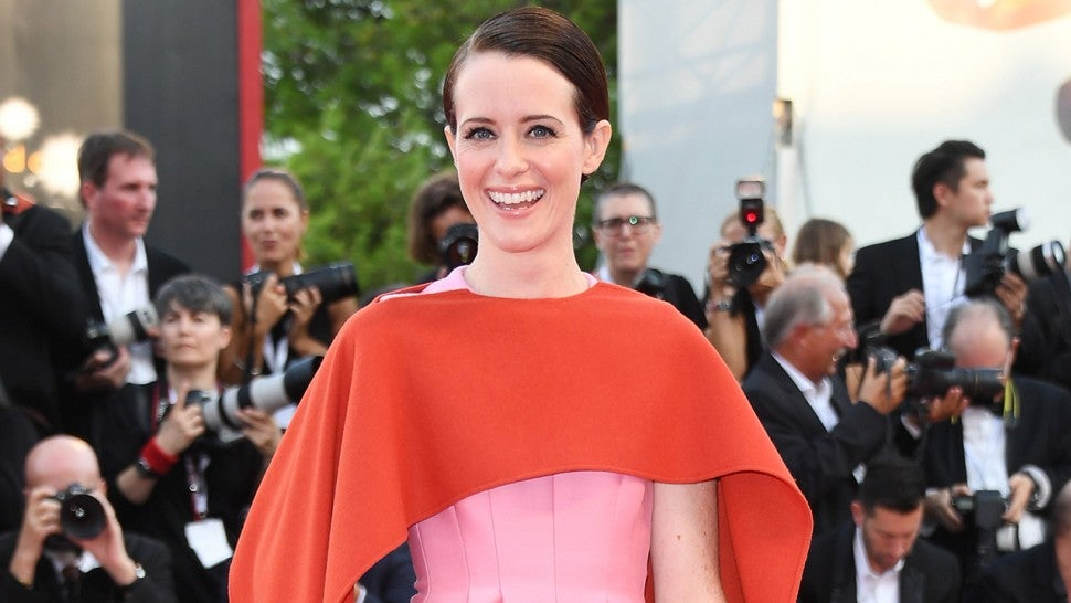 Image result for venice film festival 2018 Claire Foy