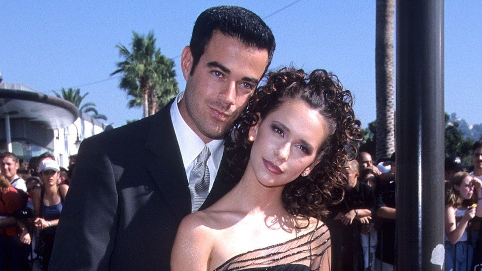 Carson Daly and Jennifer Love Hewitt