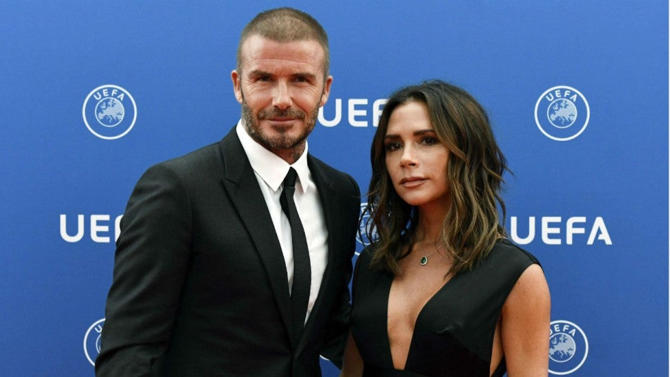David Beckham Says Marriage To Victoria Beckham Is Hard Work