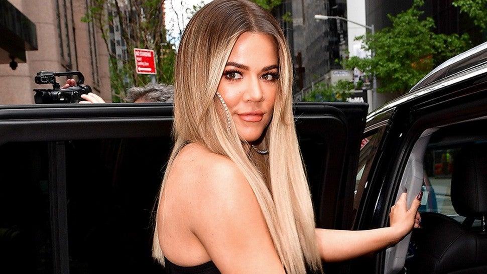 Khloe Kardashian Proudly Shows Off Her Incredible Bikini