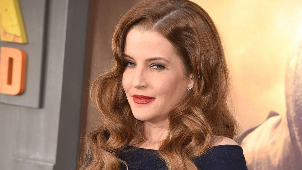 Lisa Marie Presley: It's a miracle I'm still alive