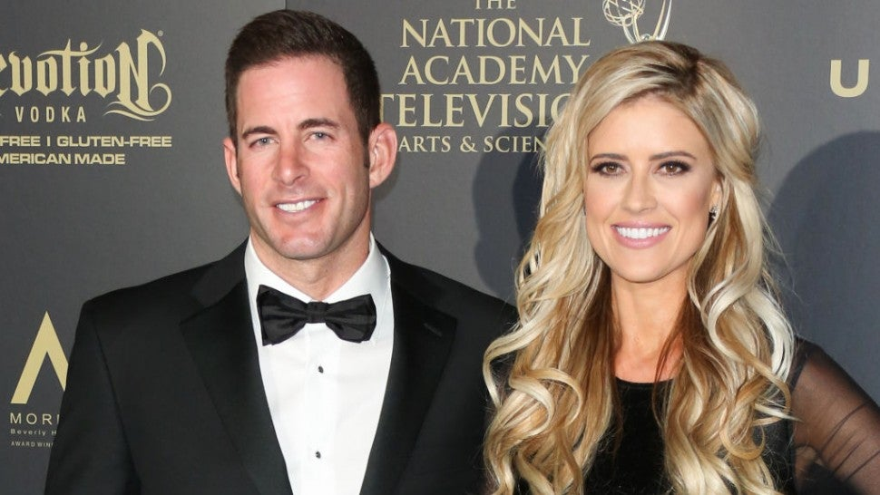 fffc1c336  Flip or Flop  Director Recalls When Tarek   Christina El Moussa  Crossed  the Line  in  Personal  On-Set Fight