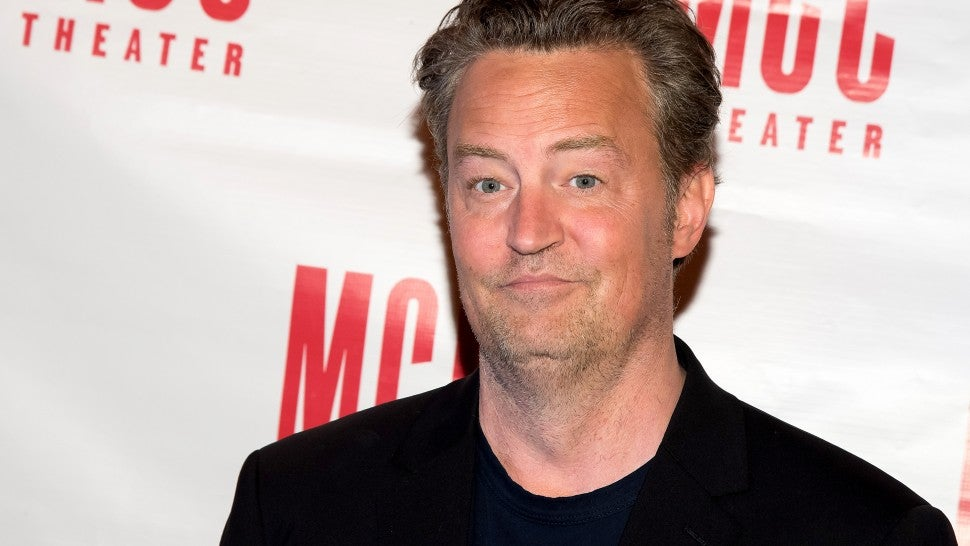 Matthew Perry Underwent Surgery To Repair A Gastrointestinal Perforation