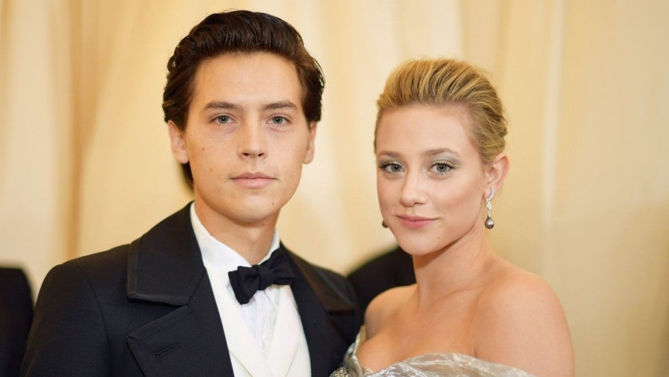 'Riverdale' Star Lili Reinhart Shares Message to Her Love Cole Sprouse